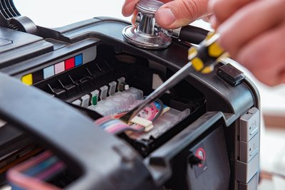 Printer nakijkservice
