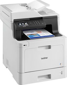 Brother DCP-L8410CDW All in One Printer inclusief extra set toners