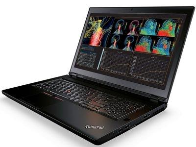 Lenovo Thinkpad P70 17 INCH 4K i7-6820HQ 32GB 512GB SSD Quadro M4000M